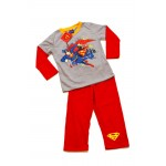 DN PJA 030116 Superman Grey Red